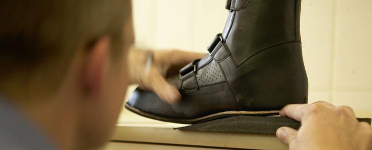 Dynamische Fußdruckmessung